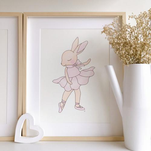 Coelha dancarina 2