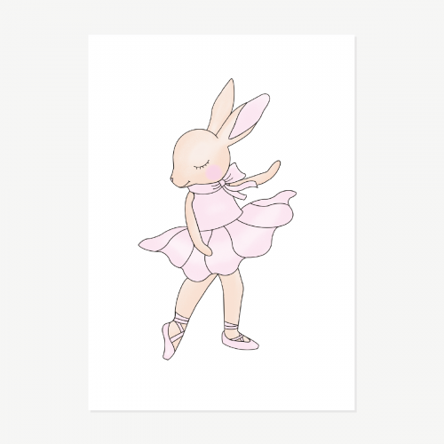 Dancing Bunny 2