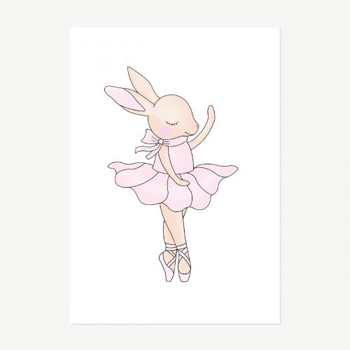 Coelha dançarina