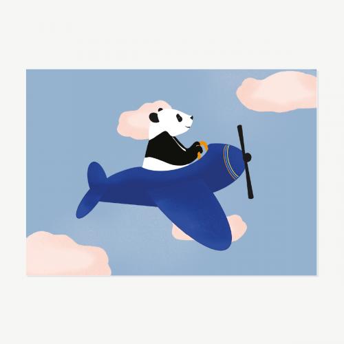 Pilot panda