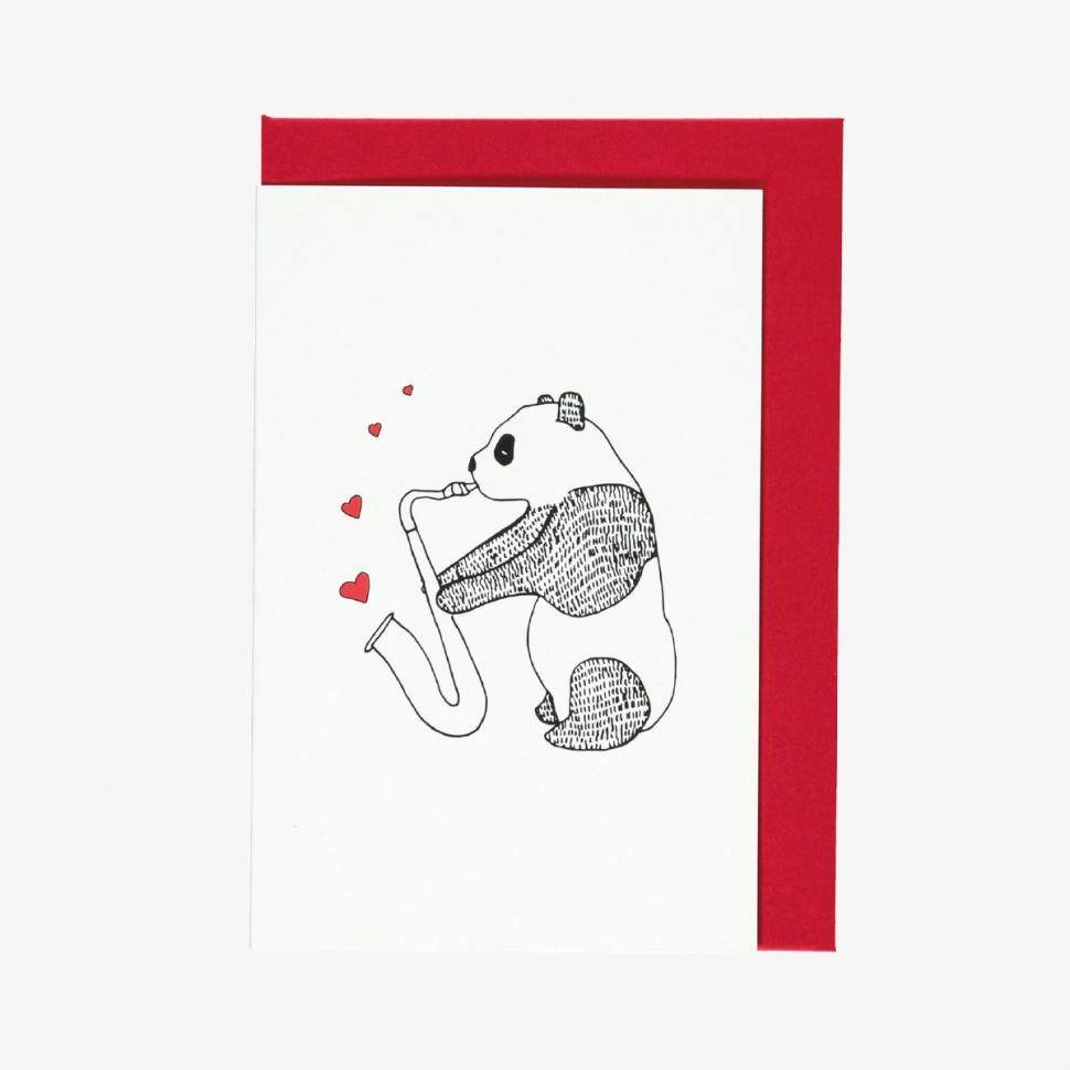 Panda Sax